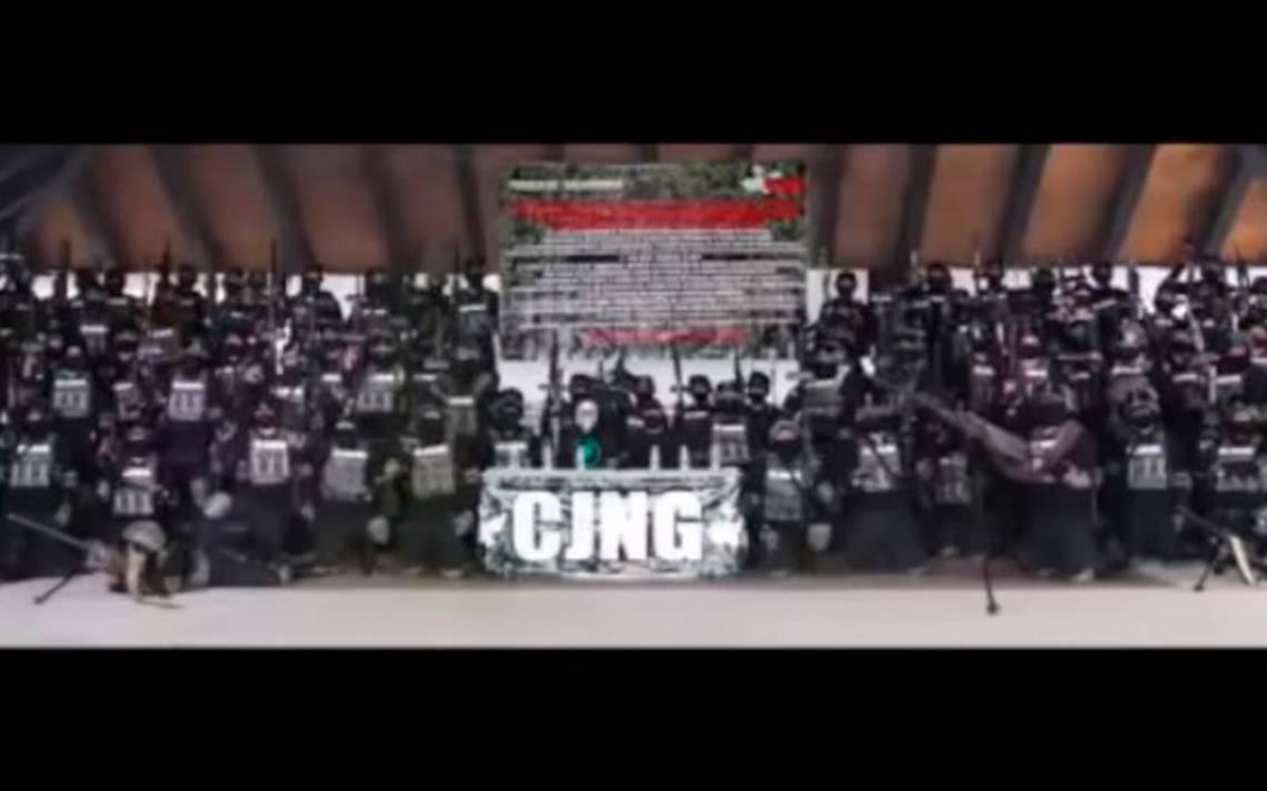 El Mencho asegura en video que CJNG peleará plaza de Guanajuato