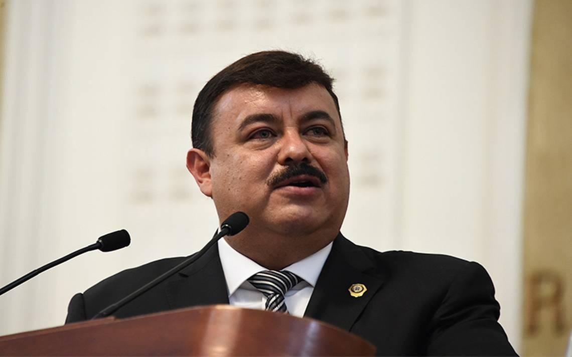 Hiram Almeida renuncia de la Secretaría de Seguridad Pública de la CDMX