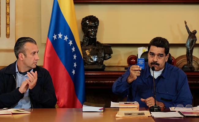 Maduro someterá a referéndum nueva Constitución de Venezuela