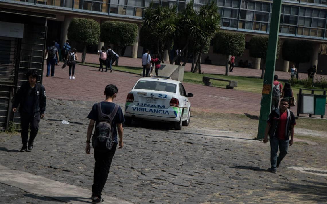 Estudiantes de la UNAM mapean violencia en CU, acoso el que más se comete