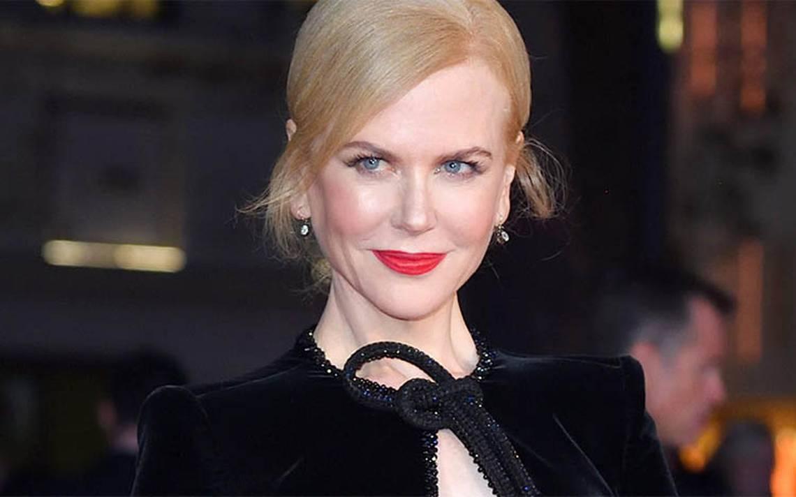Irreconocible. Así luce Nicole Kidman con el peso de los años