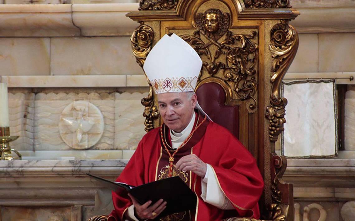 Arzobispo Aguiar respalda al Papa tras acusaciones de encubrimiento de pederastia