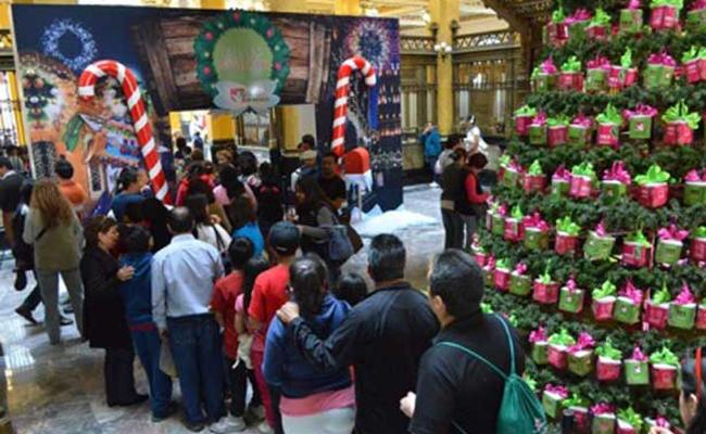 ¡Envía tu carta a Santa Claus y los Reyes Magos por Correos de México!