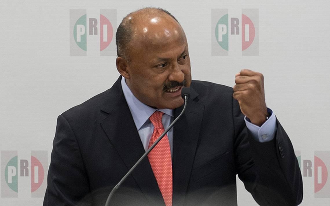 Arranca consulta interna en el PRI para reconstruirse tras elecciones