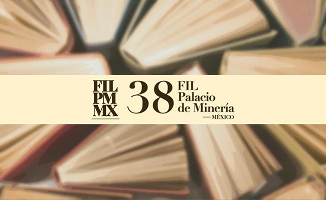 Trigésima octava edición de la Feria Internacional del Libro del Palacio de Minería