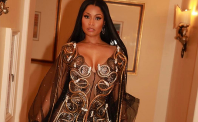 Nicki Minaj se estrenará muy pronto como modelo