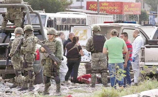 Desde abril violencia en Reynosa cobra 50 vidas
