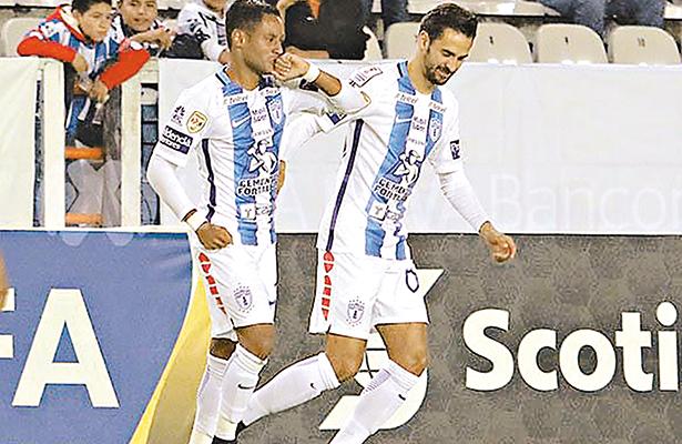 Pachuca le gana al campeón 1-0 a Tigres