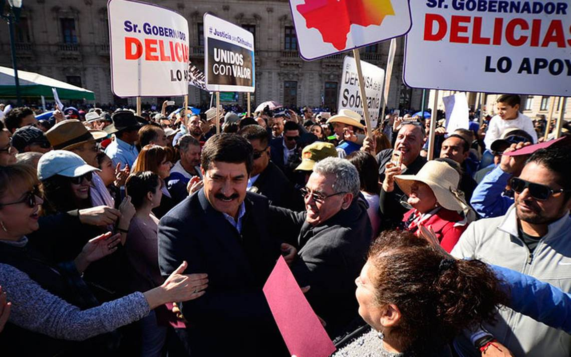 EPN busca detener investigación de corrupción, reitera Corral