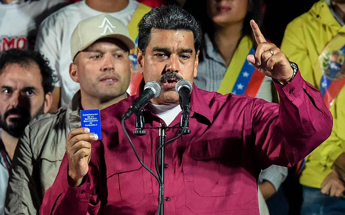 Maduro expulsa a representante diplomático de EU en Venezuela