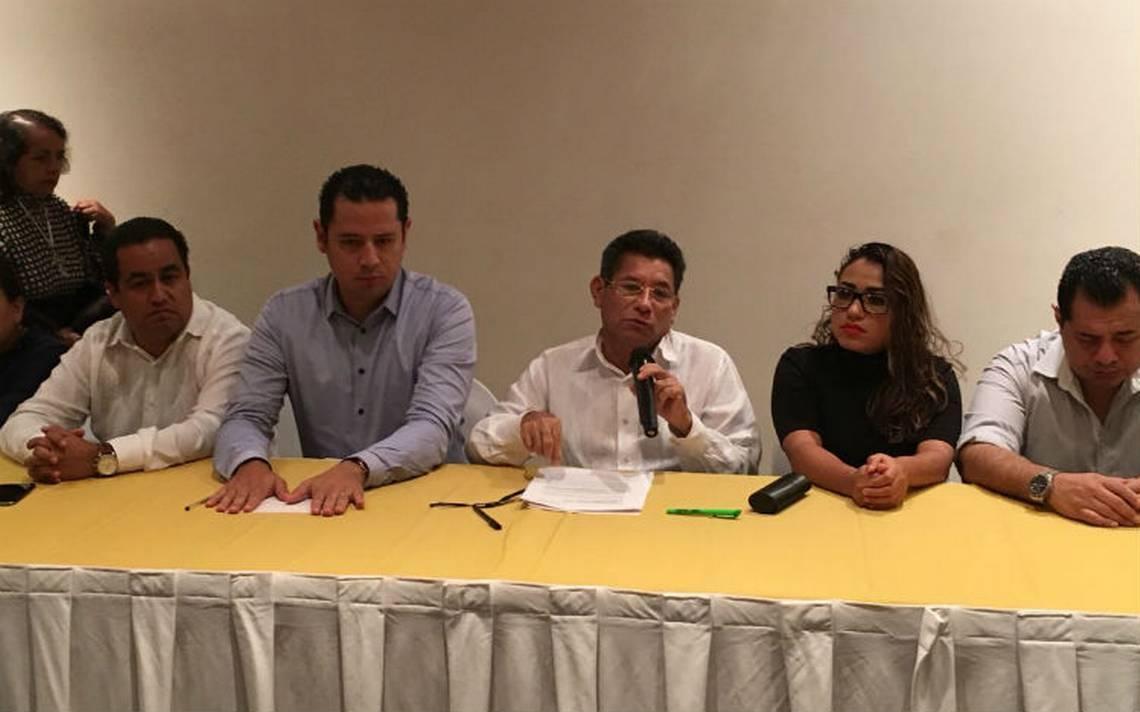 Liberación de Elba Esther es un pacto de AMLO con la manía del poder, afirma el PRD en Oaxaca