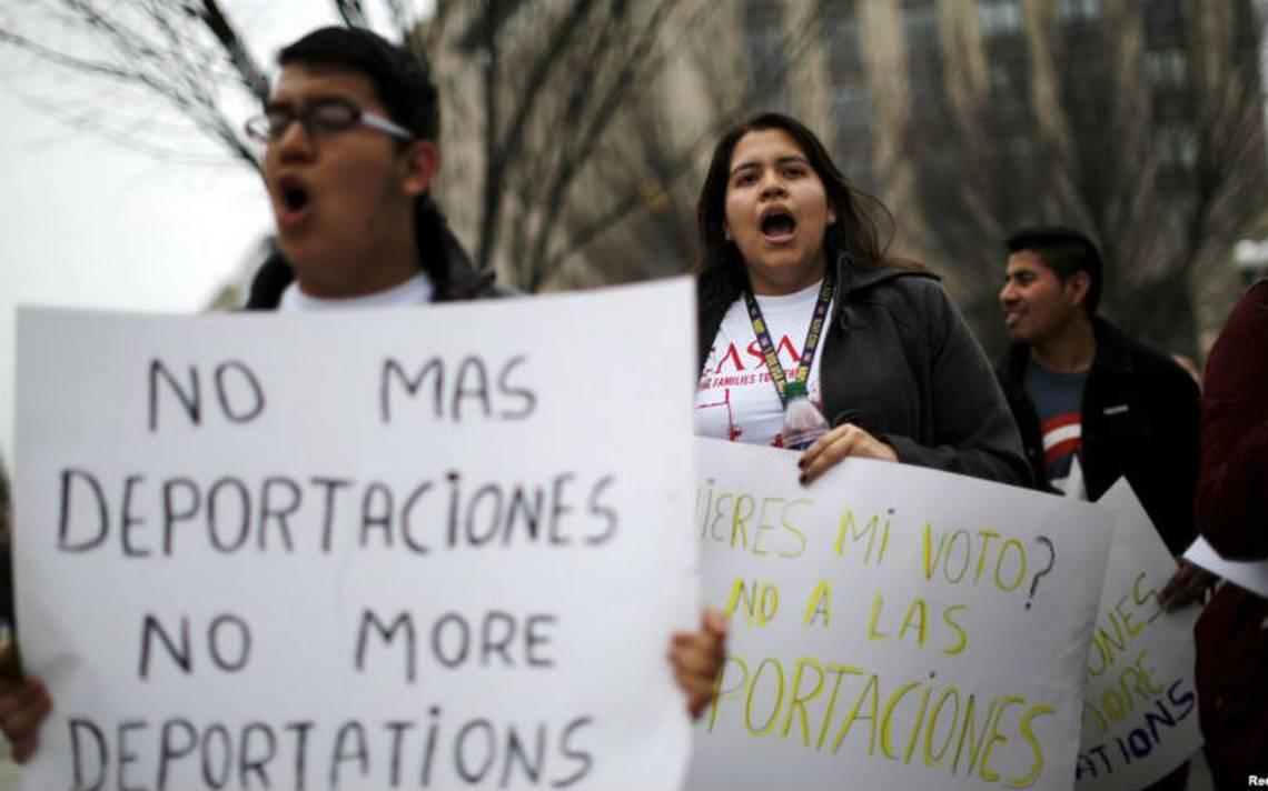 Trump plantea pagar 20 mdd a México para que expulse a inmigrantes