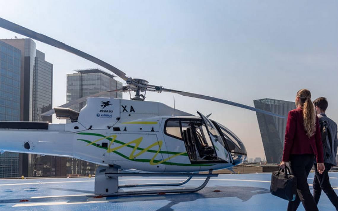 Cabify agarra vuelo, ofrece de nuevo servicio de transporte en helicóptero