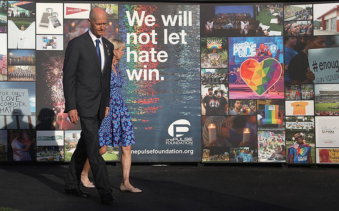 Orlando conmemora dos años de la masacre en club gay Pulse
