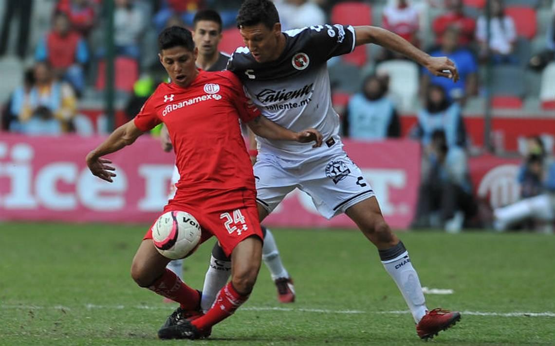 Toluca derrota 3-1 a Xolos, por el momento es cuarto en la clasificación