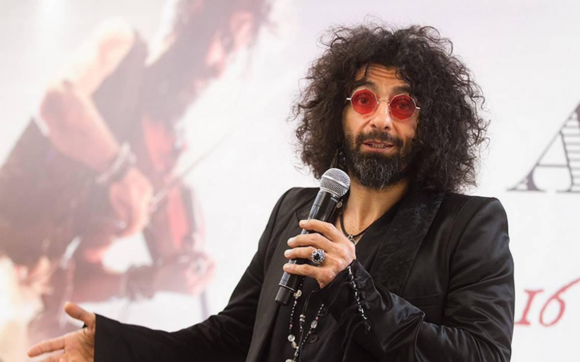Ara Malikian ofrecerá concierto en el Auditorio Nacional