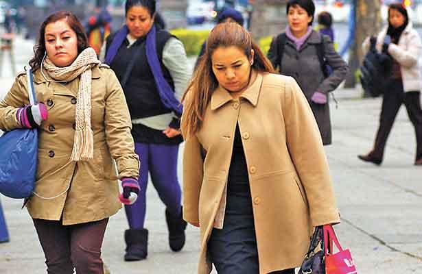 Continuará ambiente muy frío durante mañana y noche en gran parte de México