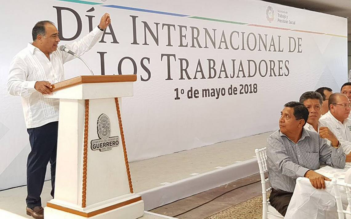 Astudillo Flores descarto que tras saqueos afecte la llegada de inversionistas
