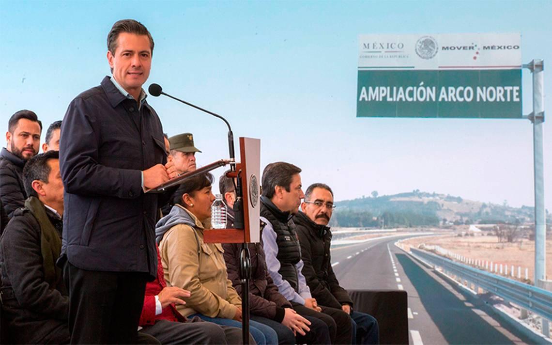 Peña Nieto exige a su gabinete 'trabajar intensamente' en recta final de su gobierno