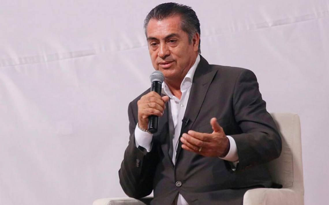"""""""No somos tramposos"""", El Bronco denuncia al INE ante la FEPADE"""