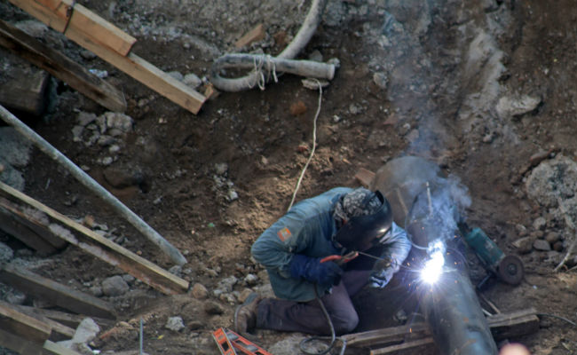 En 15 días, listo el peritaje sobre socavón en Paso Express: SCT