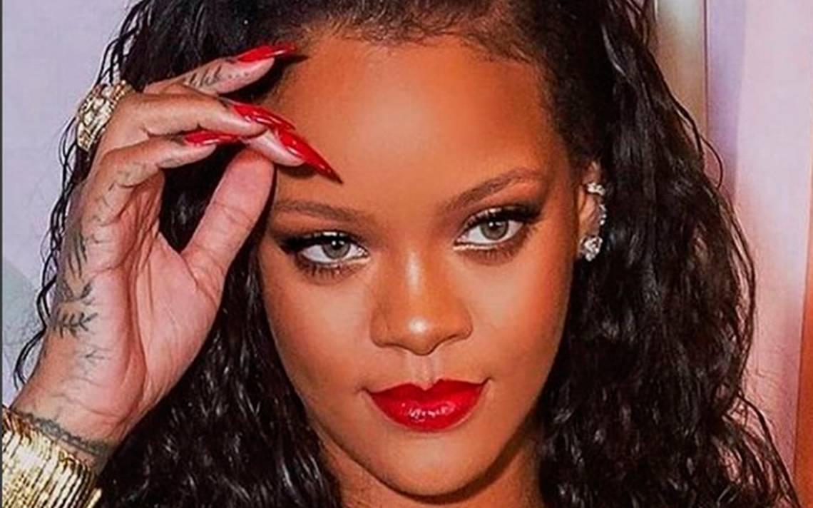 Rihanna será investida honoris causa de arte por universidad en Barbados