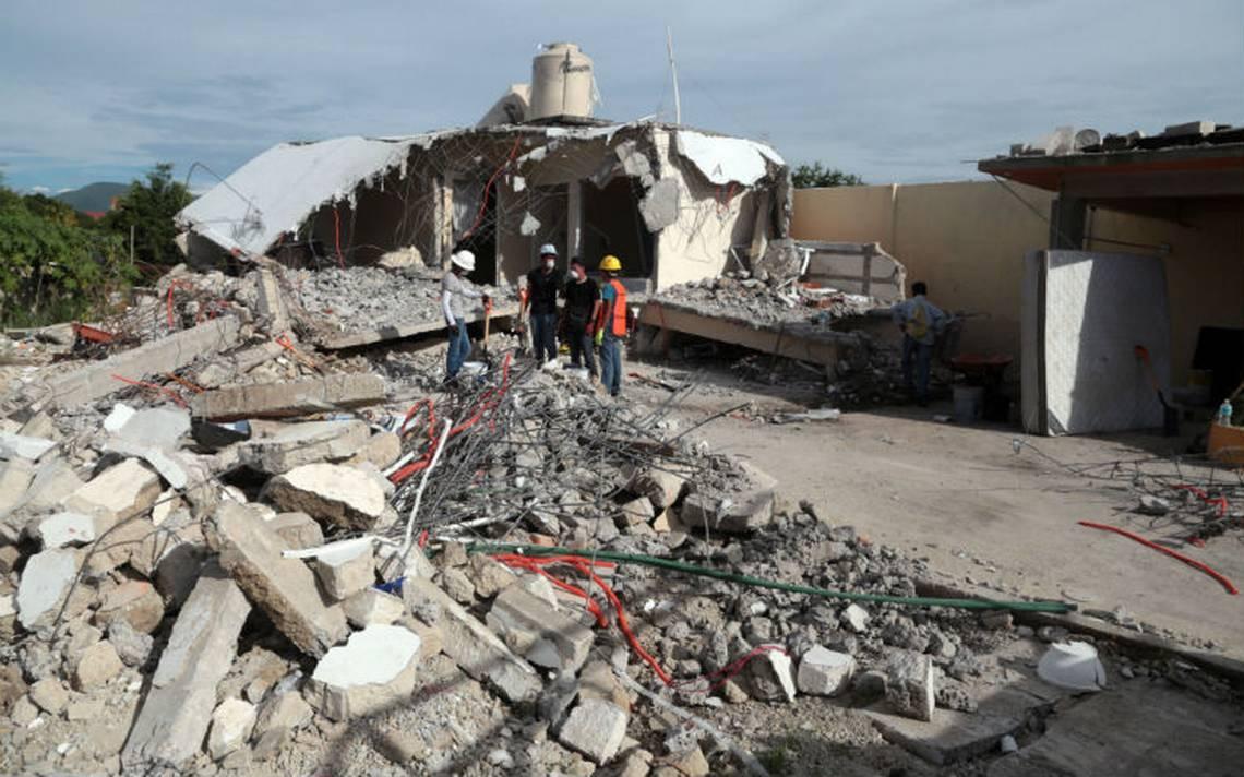 Inicia censo de casas dañadas por sismo en Morelos
