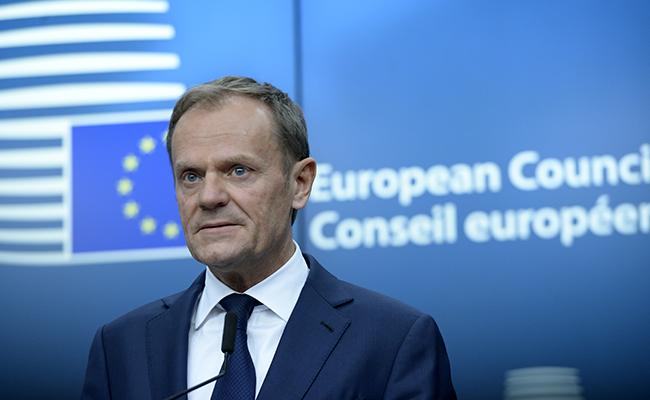 Reeligen a Tusk al frente del Consejo de la Unión Europea