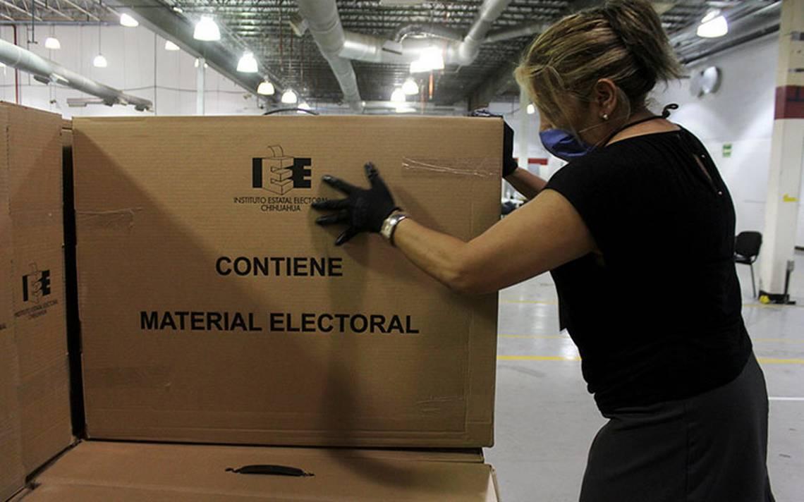 INE admite error en los paquetes de voto desde el extranjero