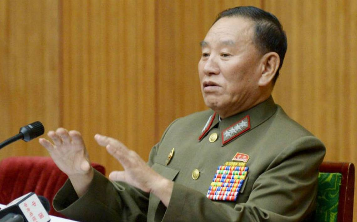 Funcionario norcoreano viaja a EU para preparar cumbre Trump-Kim