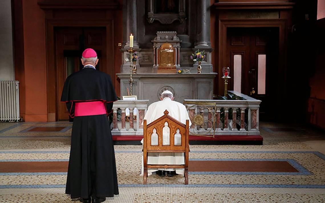 Papa Francisco admite fracaso de la Iglesia por abusos sexuales del clero en Irlanda