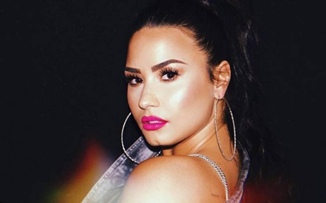 [Fotos] Así luce Demi Lovato en su primera aparición tras dos meses de su sobredosis