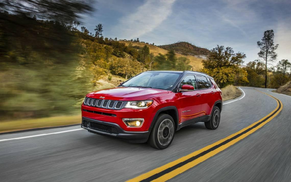 Nuevo Jeep Compass 2018 fabricado en Toluca, Edomex