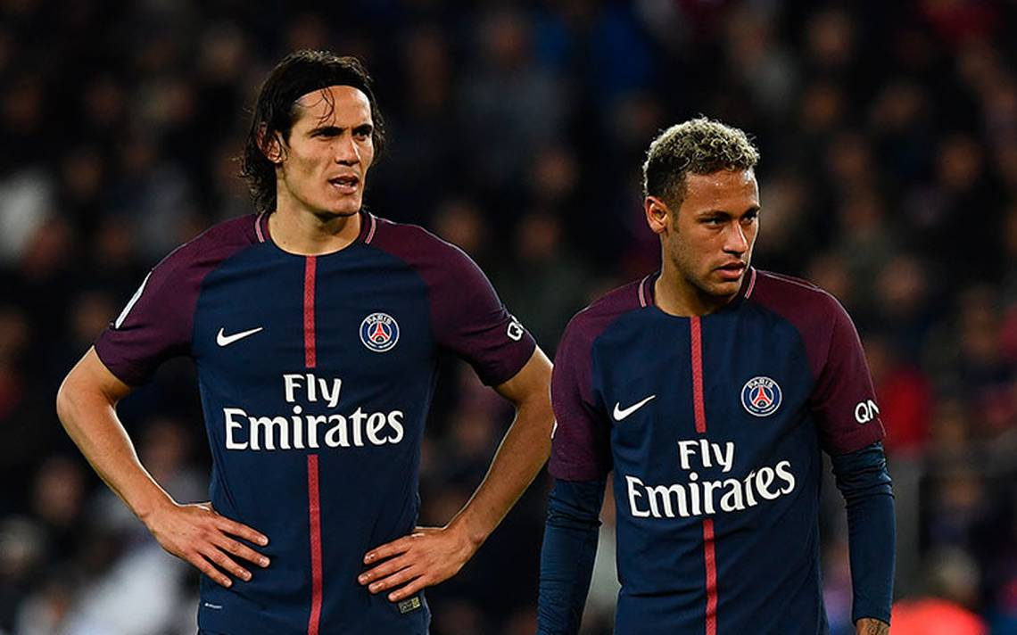 ¿Problemas en el paraíso del PSG? Cavani y Neymar, envueltos en guerra de egos