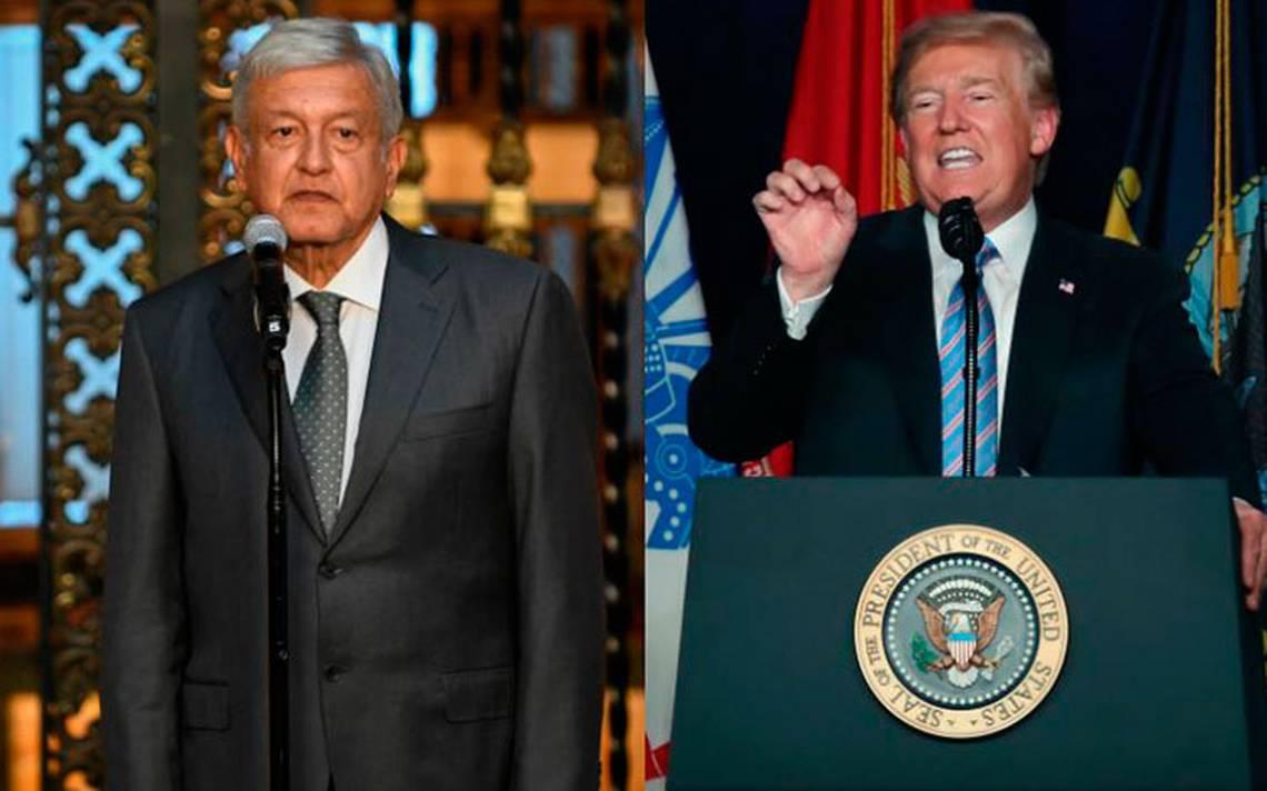 """AMLO invitará a Trump a la toma de posesión, """"dependerá de su agenda y lo que decida"""""""