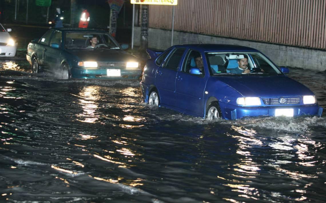 Sigue estos consejos sobre seguridad vial en caso de inundaciones