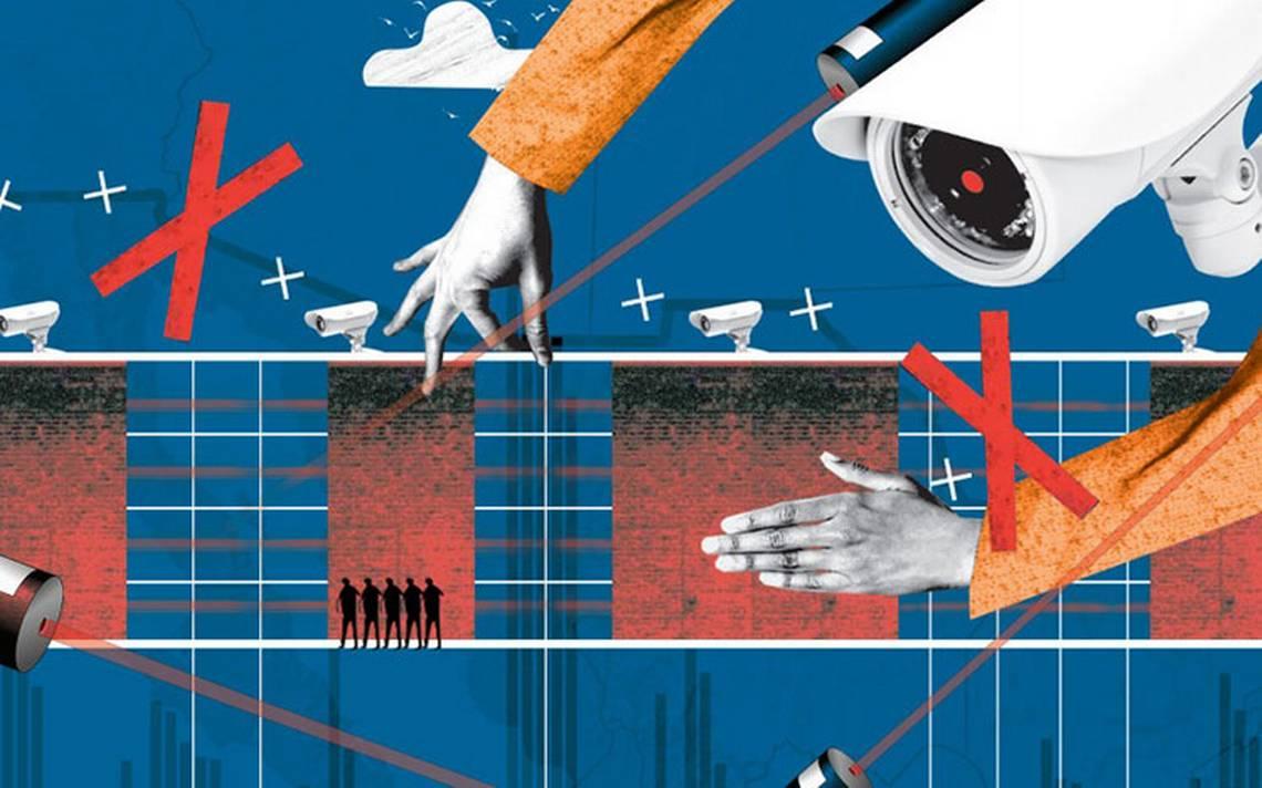 Crean un muro virtual con Inteligencia Artificial
