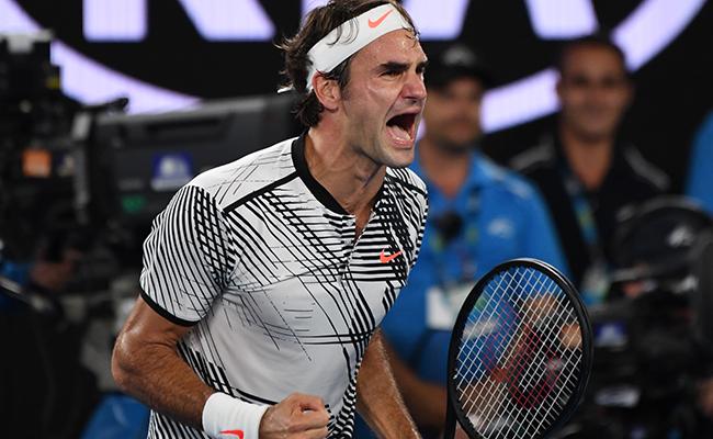 Federer regresa al Top 10 tras su victoria en el Abierto de Australia