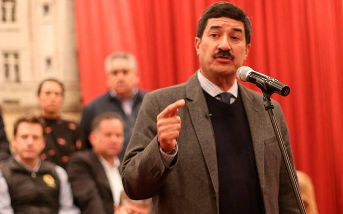 Javier Corral, dispuesto a dialogar con Gobernación