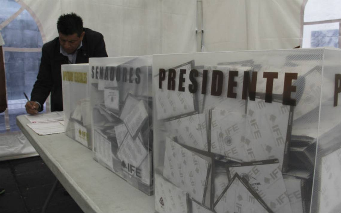 Tribunal Electoral recibe 124 juicios para impugnar elecciones, incluyendo la presidencial