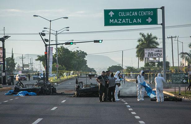 Sicario de hijo de El Chapo ordenó emboscada en Sinaloa: PGR