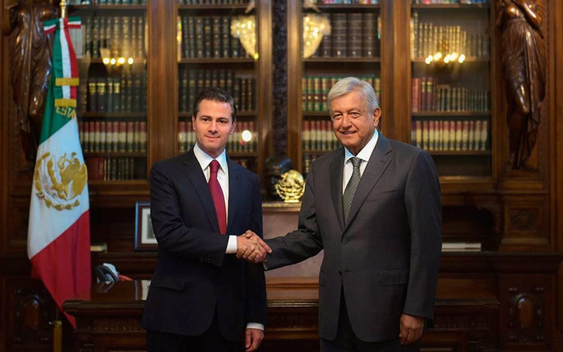 [Crónica] Reunión de Andrés Manuel López Obrador con Enrique Peña Nieto