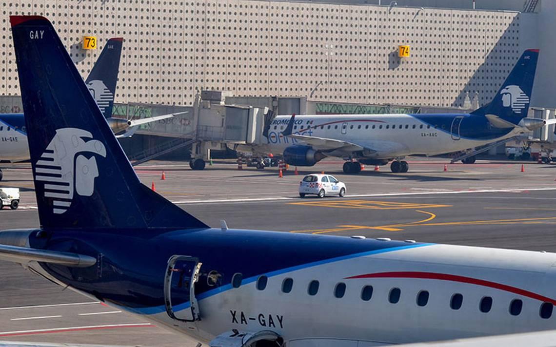 Asamblea General de Pilotos rechaza resultado de la negociación con Aeroméxico