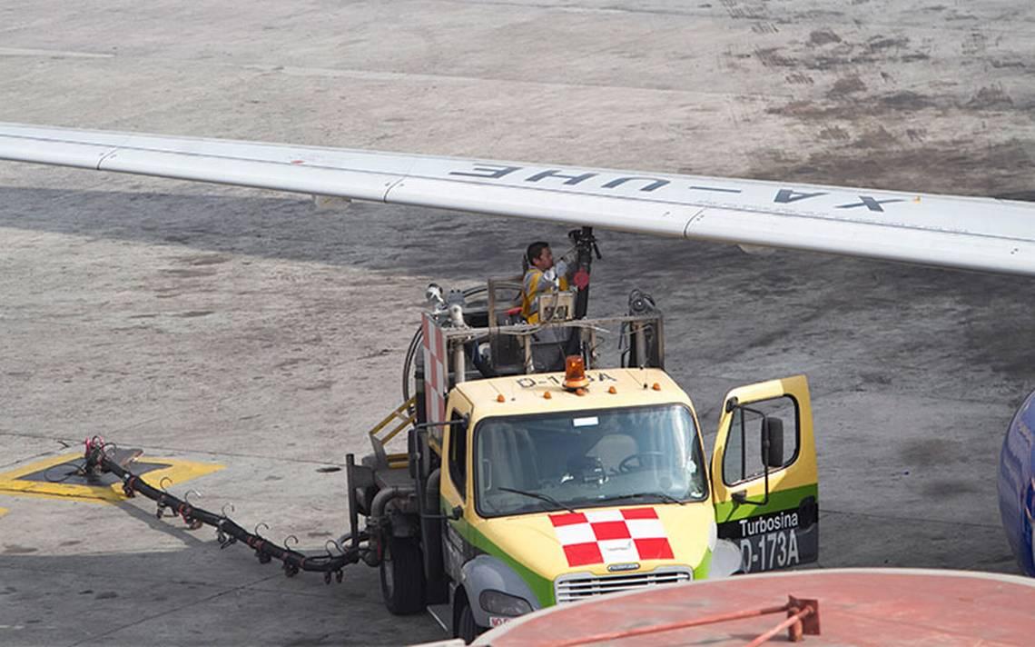 Preocupa a sector alza en costo de turbosina, declara la ALTA