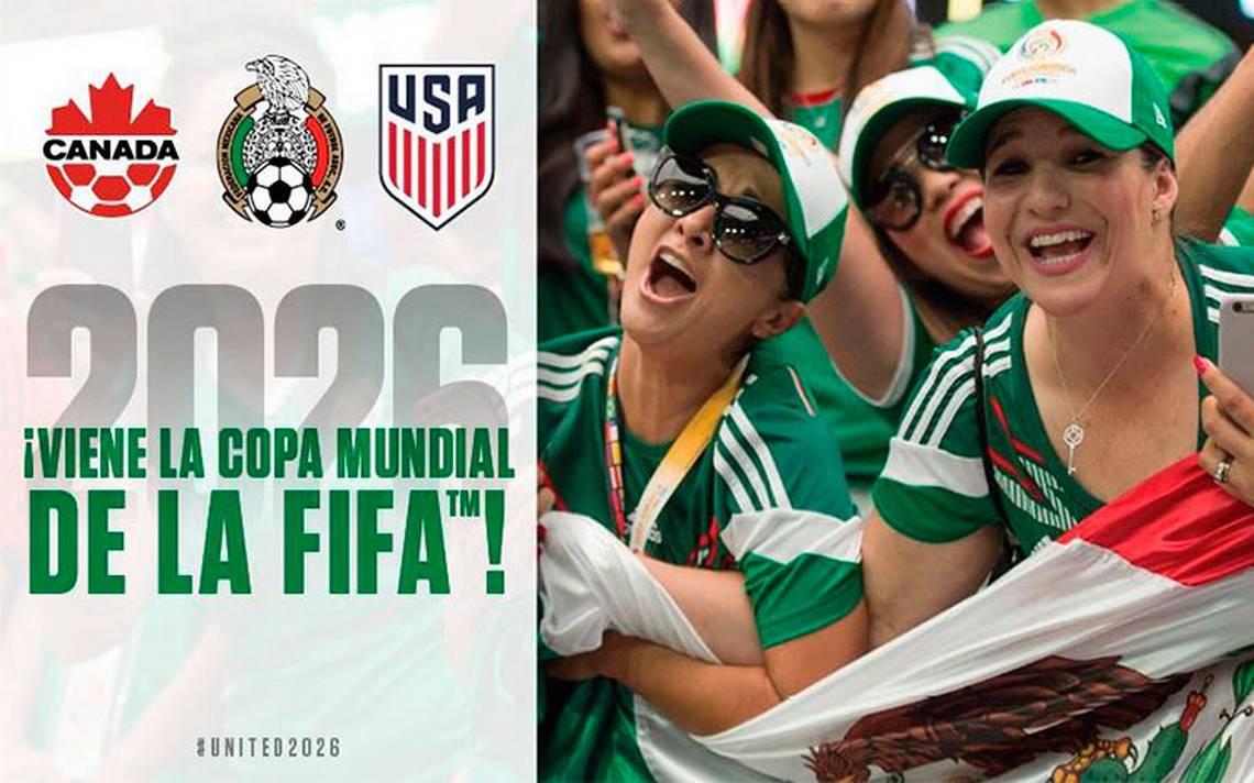 ¿Cuántos partidos se jugarán en México en el Mundial de 2016?