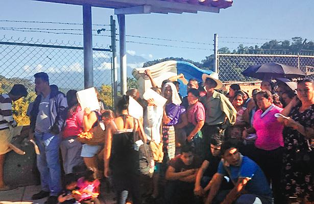 Entraron por Chiapas más de  2 millones de guatemaltecos