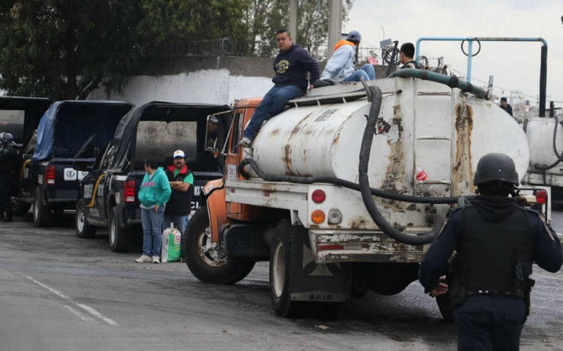 Este jueves empezará a normalizarse abasto de agua en colonias afectadas: Sacmex