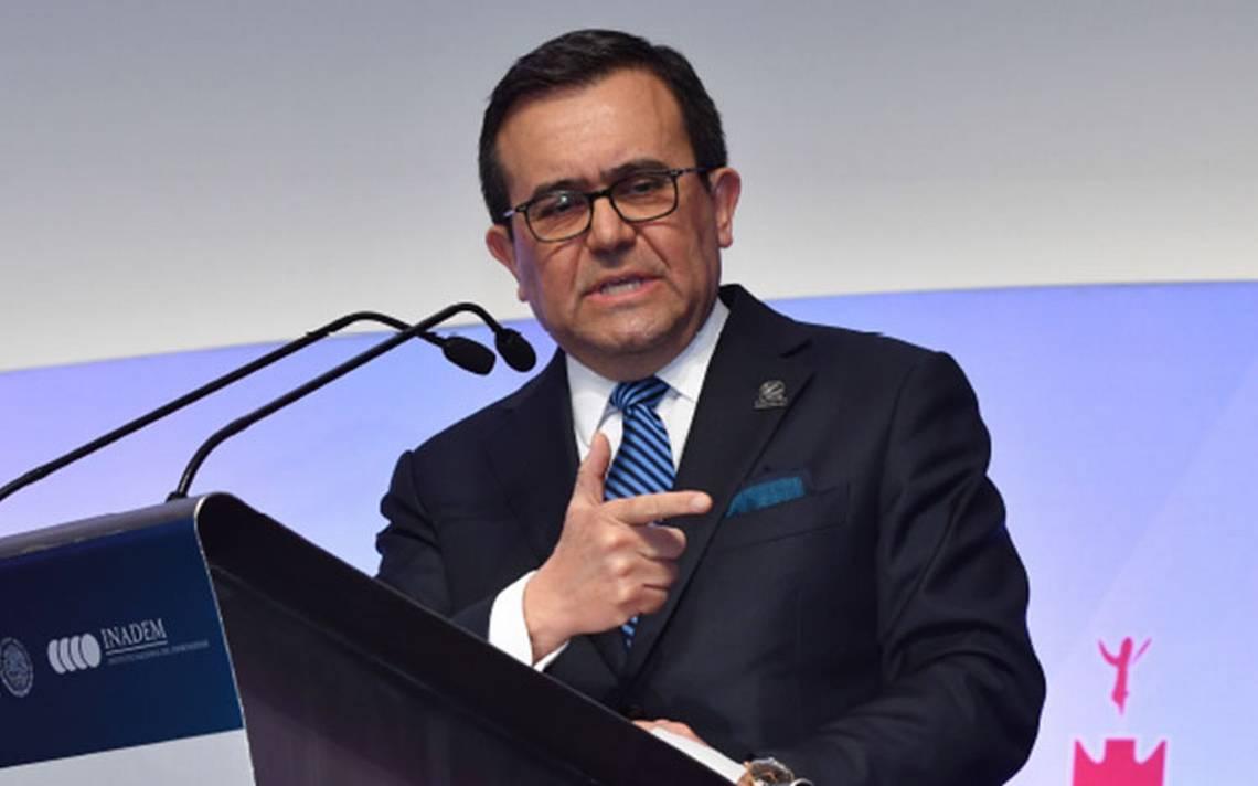 No hay fecha fatal para TLCAN, afirma Ildefonso Guajardo