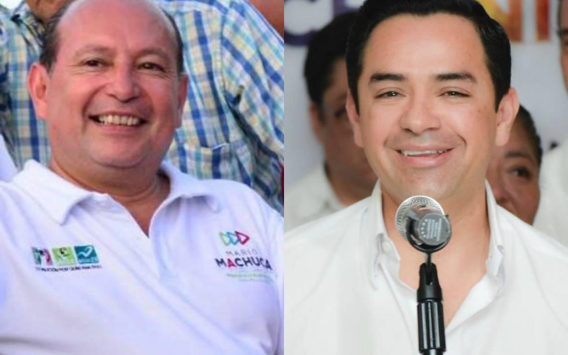 Niegan registro a dos candidatos al gobierno de Cancún
