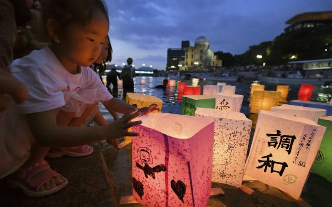Japón conmemora el 73 aniversario del bombardeo atómico en Hiroshima